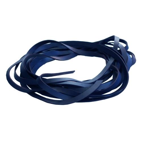 Fettleder Blau