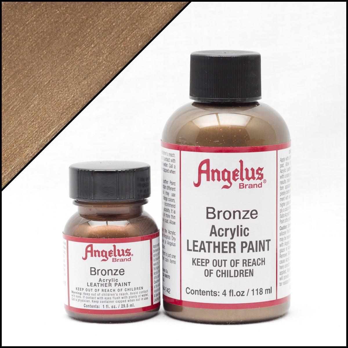 ANGELUS Acrylic Dye, 118ml, bronze